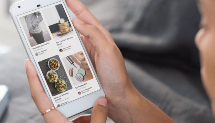 How to follow someone on Pinterest
