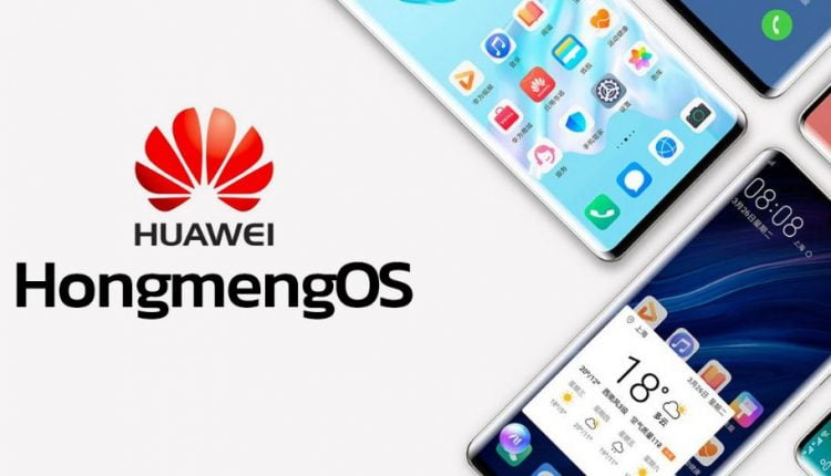 Huawei to Ship Devices with Its New OS by October