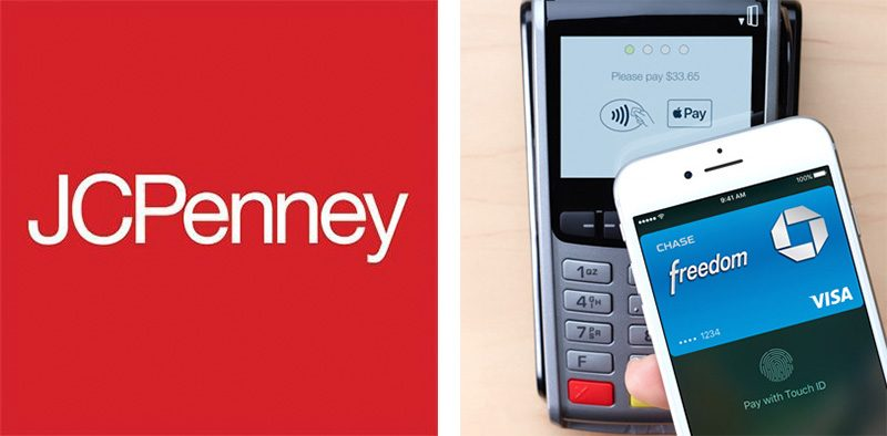 JCPenney Has Reinstated Apple Pay in All Retail Locations 1