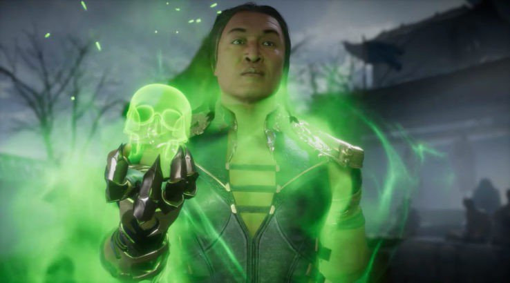 Mortal Kombat 11 Confirms Three New DLC Characters
