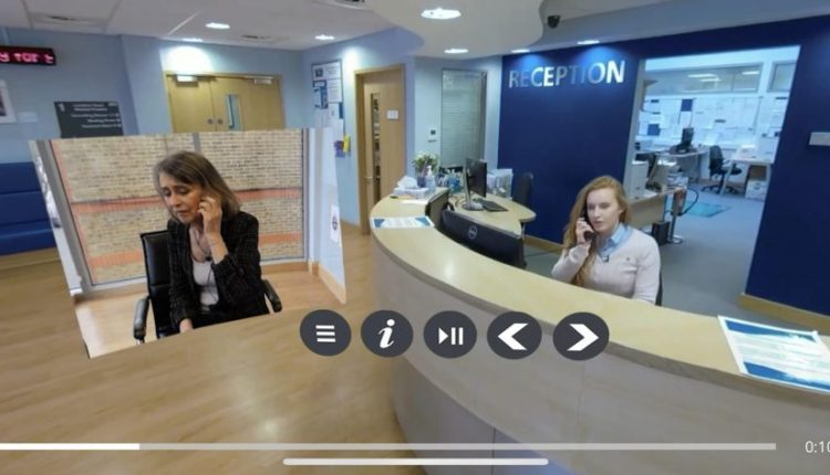 NHS launches virtual reality app to help international recruits