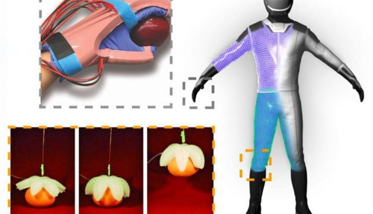Next Generation Smartsuit Spacesuit with Soft Robotics