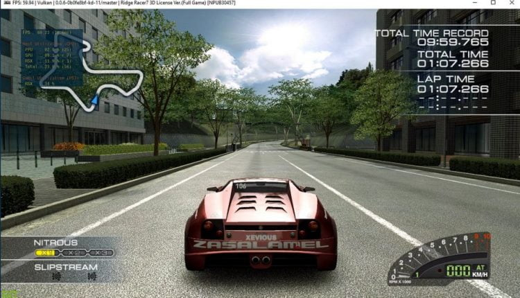 PlayStation 3 emulator RPCS3 has a new report out