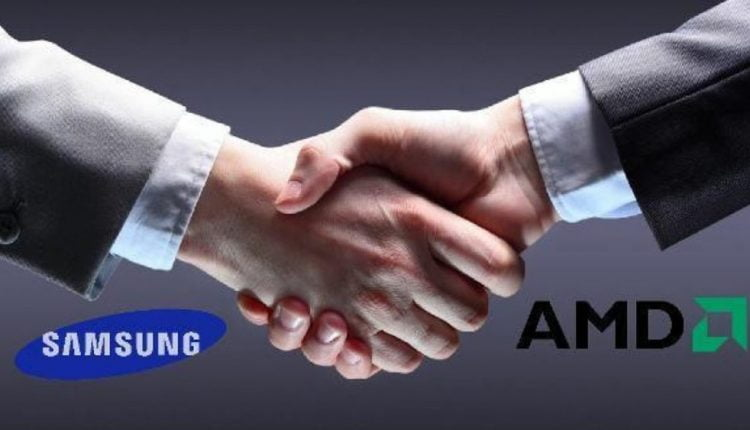 Samsung Partners With AMD for Mobile Graphics Tech