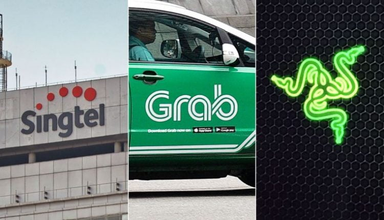 Singtel, Grab and Razer to study feasibility of applying for digital banking licence