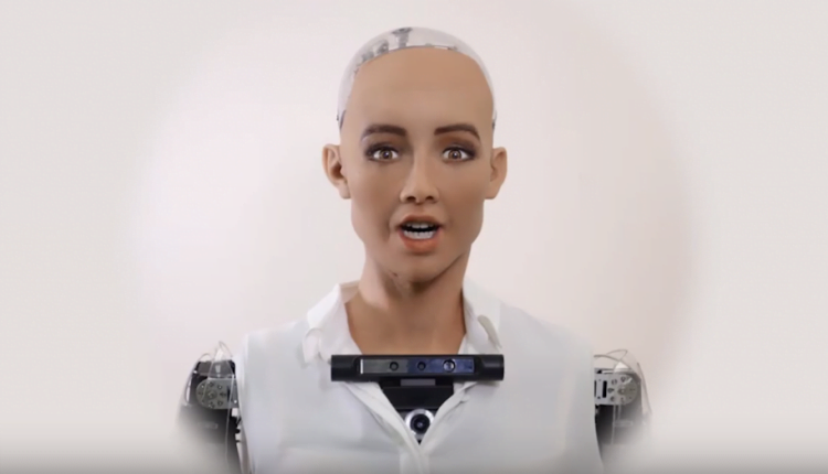 Sophia Facial Recognition, Expressions and the Loving AI Project