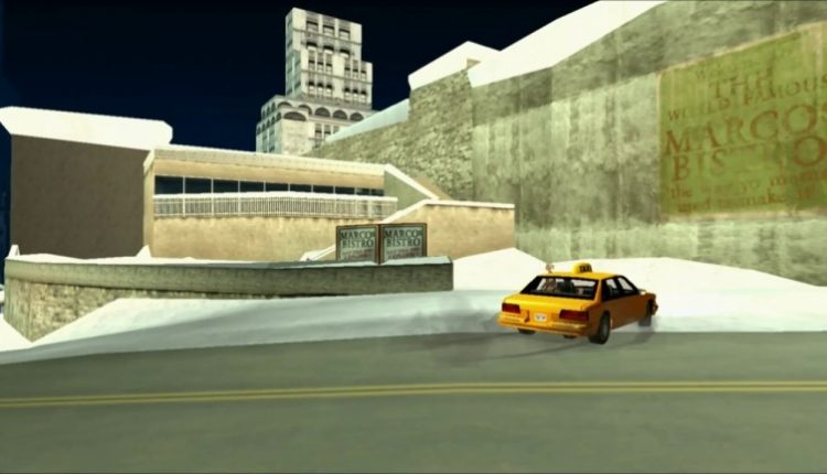 The Best Moment In GTA San Andreas Is Leaving San Andreas