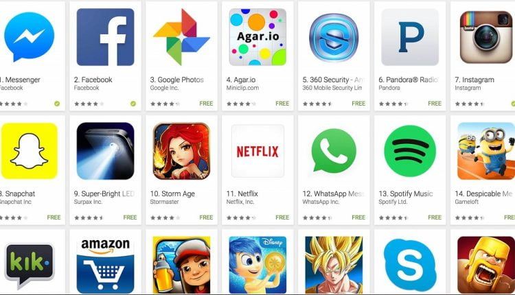 Thousands of Fake Popular Apps Discovered on Google Play Store