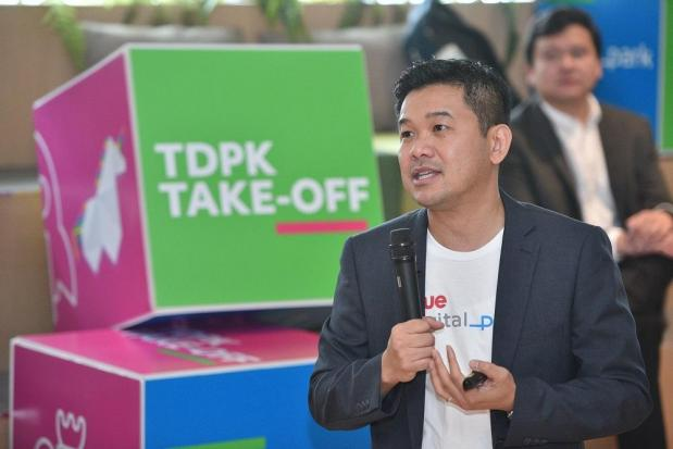 True Digital park has opened its work space for startups