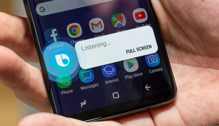 Samsung launches a Bixby app store to better compete with Alexa and Google Home
