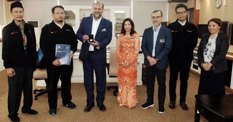 Cybersecurity Malaysia wins international competition
