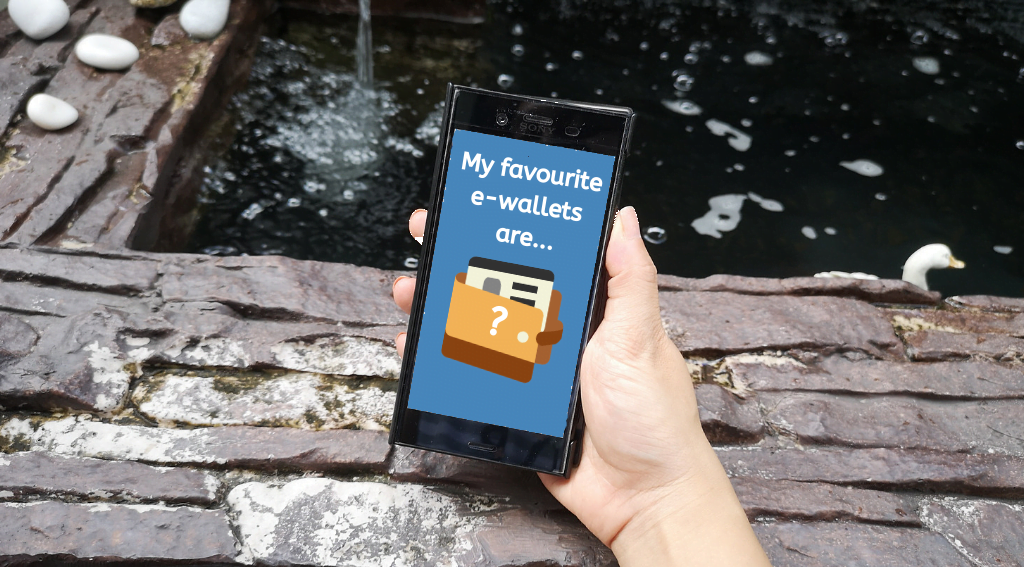 Here are 5 of The Best E-Wallets in Malaysia