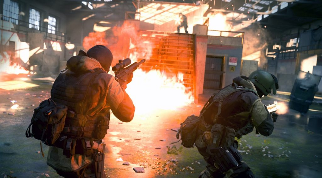 Call of Duty: Modern Warfare will have 2 vs. 2 Gunfight multiplayer mode