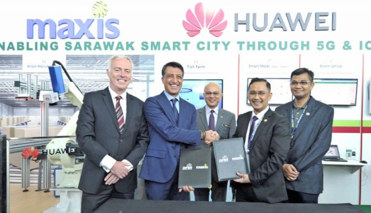 Maxis signs MoU with SMA for IoT, NB-IoT initiatives