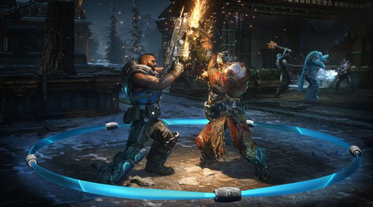 Gears 5 Boss Corrects the Record on Smoking Censorship