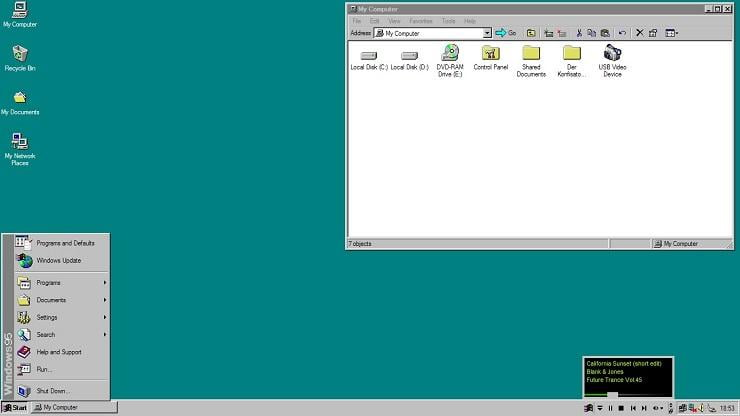 Why Moving the Mouse in Windows 95 Made the OS Faster