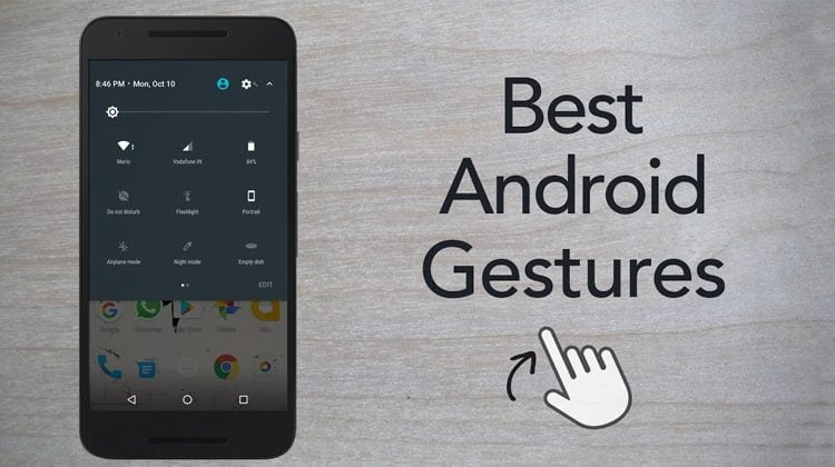 Top 10 Best Android Gesture Apps To Get Navigation Gesture