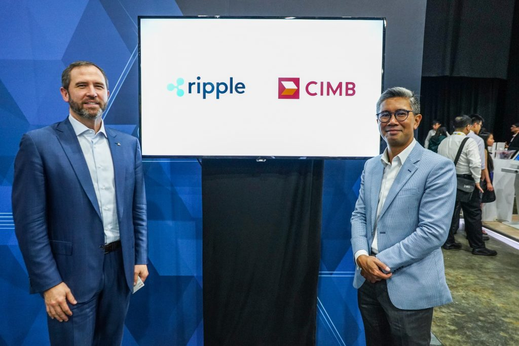 CIMB Group Joins RippleNet to Power Instant Payments Across ASEAN 2