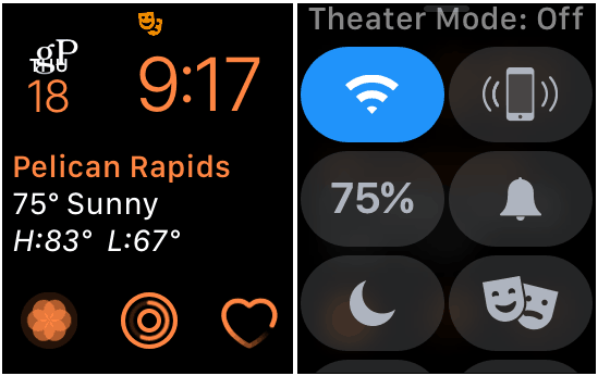 How to Use Theater Mode on Your Apple Watch 2