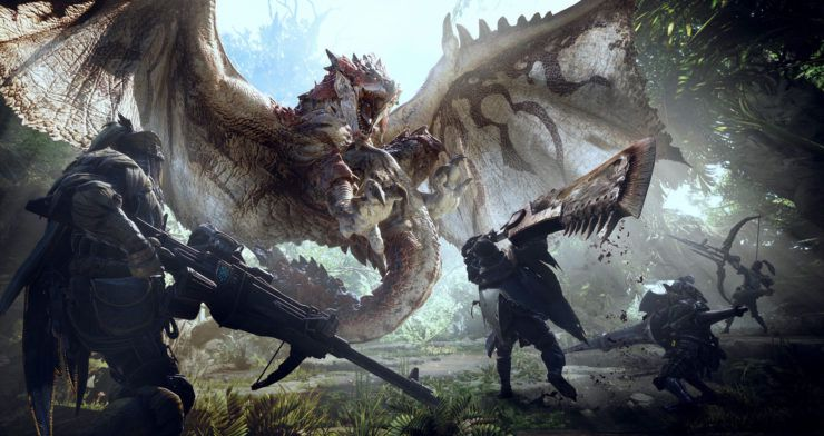 10 Most Powerful Weapons In Monster Hunter: World, Ranked