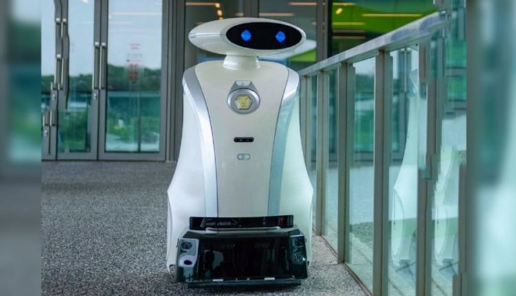 Singapore Rolling Out Autonomous Cleaning Robots