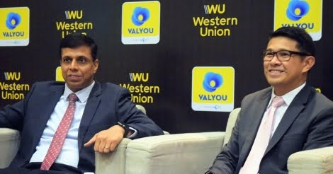 Western Union expands in Malaysia with Valyou mobile wallet