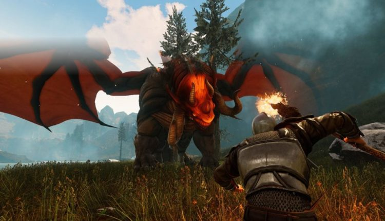Blue Isle Studios launches Citadel: Forged With Fire on consoles and PC on October 11