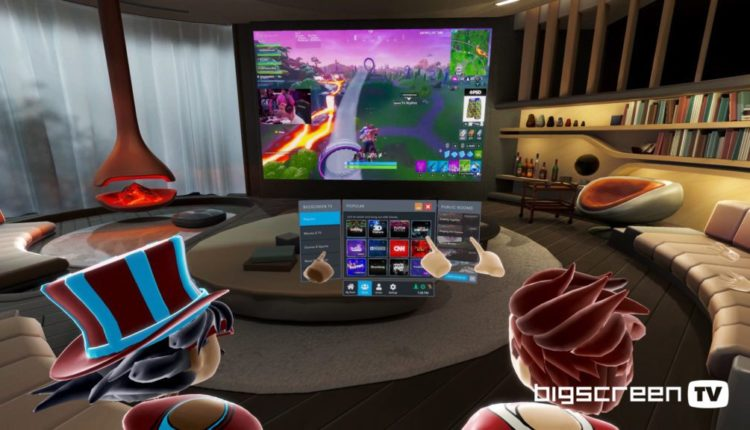 Bigscreen Beta Hopes to Support PlayStation VR in the Very Near Future
