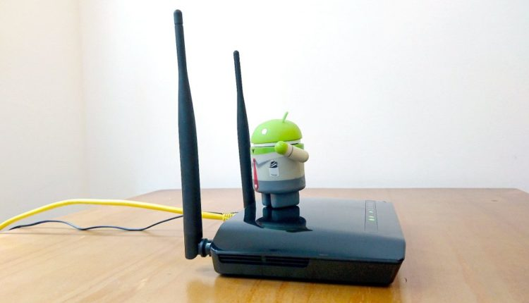 How to show the Wi-Fi password on Android