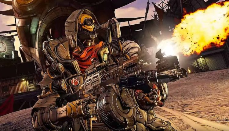 Borderlands 3 Dev Accidentally Streams Game Playthrough