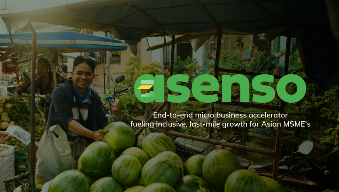 Asenso raises US$1.2M to help MSMEs get access to capital technology
