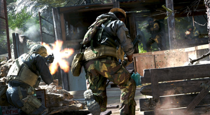 Call of Duty: Modern Warfare will have 2 vs. 2 Gunfight multiplayer mode 1