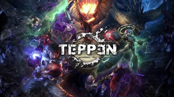 Capcom Card Game Teppen Has All Your Favorite Characters