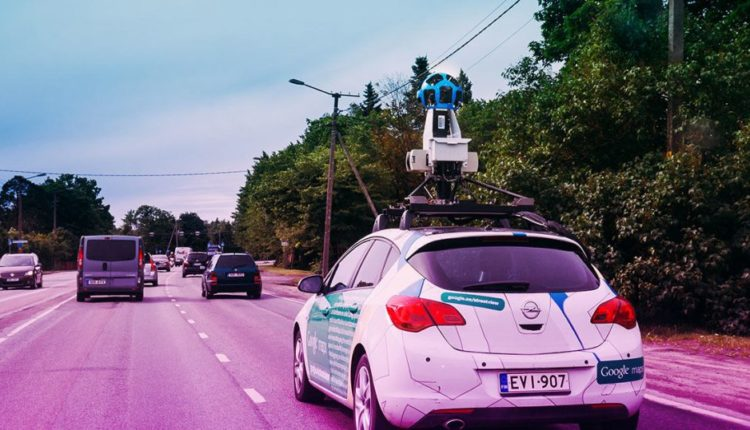 Google to Delete Private Data Captured by Street View Cars