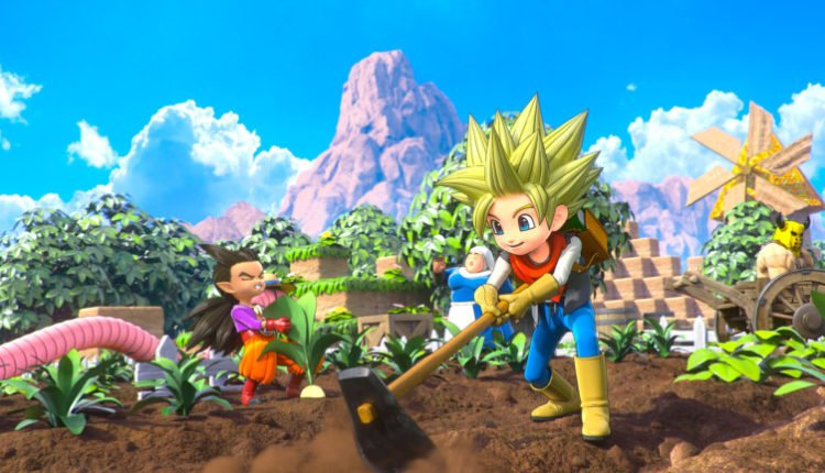 Helping People In Dragon Quest Builders 2 Gives Me So Much Joy