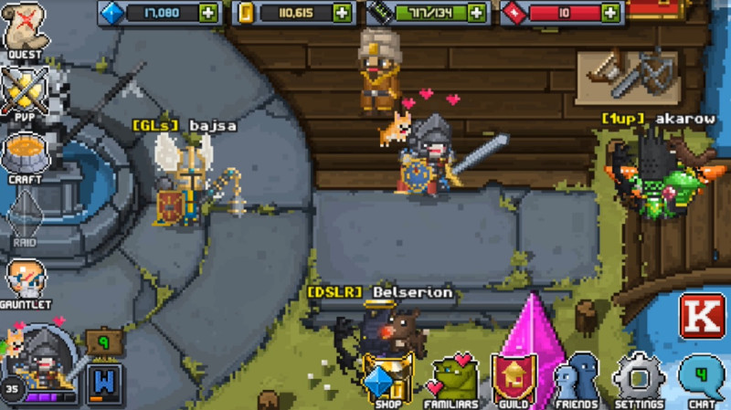 Kongregate acquires Bit Heroes, a dungeon-crawling RPG for PC and mobile 1
