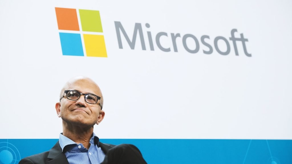 Microsoft and cloud powers another surprisingly strong quarter