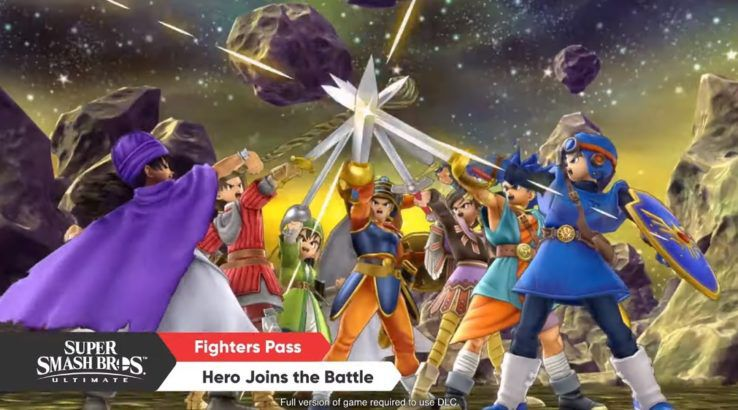 Nintendo Teases Super Smash Bros. Ultimate Hero Release Date, Could Be Very Soon