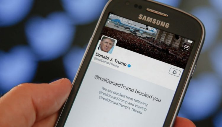 President Trump is no longer allowed to block people on Twitter, court rules
