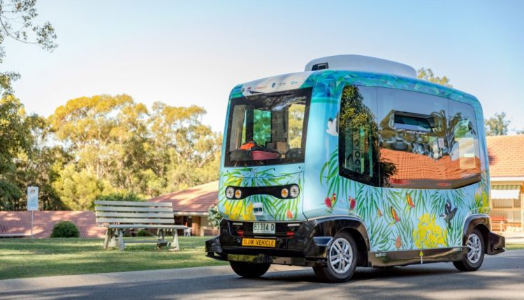 Self-Driving Bus is Now Operating in Australia