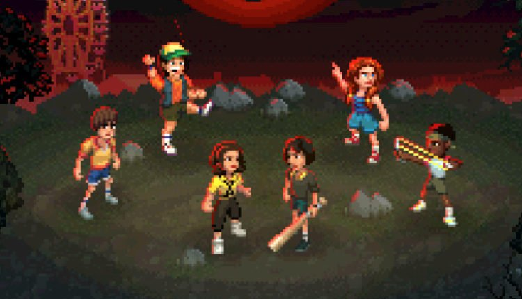 Stranger Things 3 Game Is A Boring Rehash Of The Show