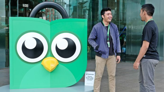 Tokopedia is involved in a funding round for Sayurbox