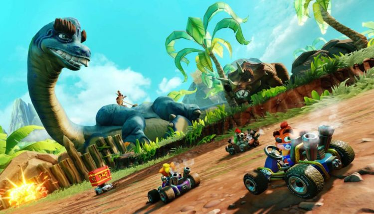 Microtransactions Are Coming To Crash Team Racing: Nitro-Fueled