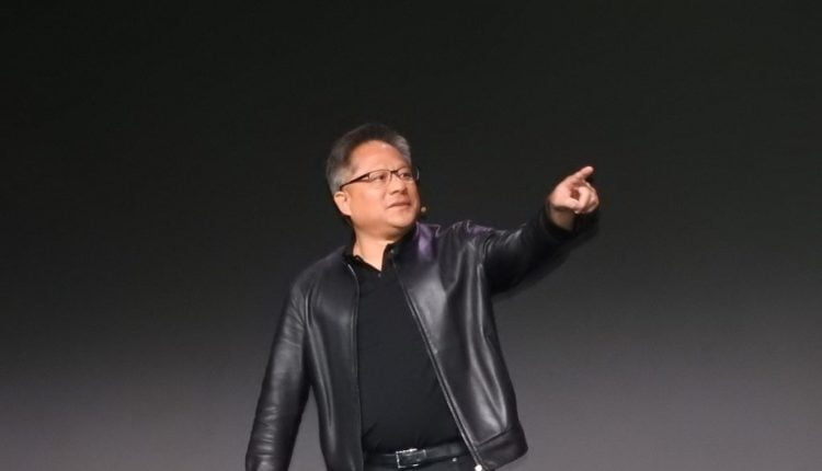 Nvidia CEO: AI is the single most powerful force of our time