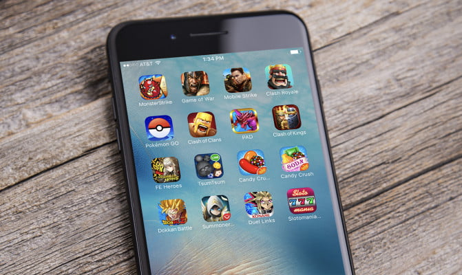 Mobile gaming is a $68.5 billion global business