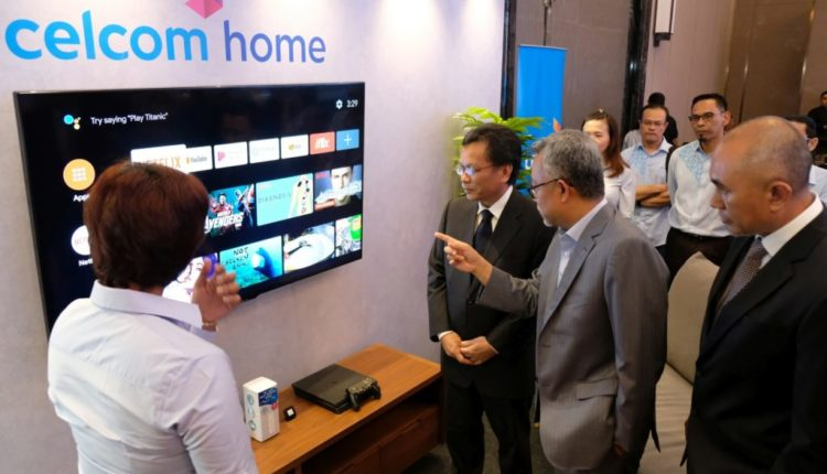 Celcom delivers 1Gbps broadband with its own fibre network in Sabah