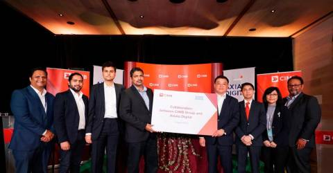CIMB-Axiata partnership to offer financing solutions to SMEs in Malaysia