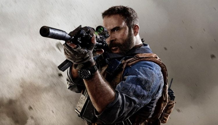 Call of Duty: Modern Warfare Has A Tamagotchi Kept Alive By Your Kills