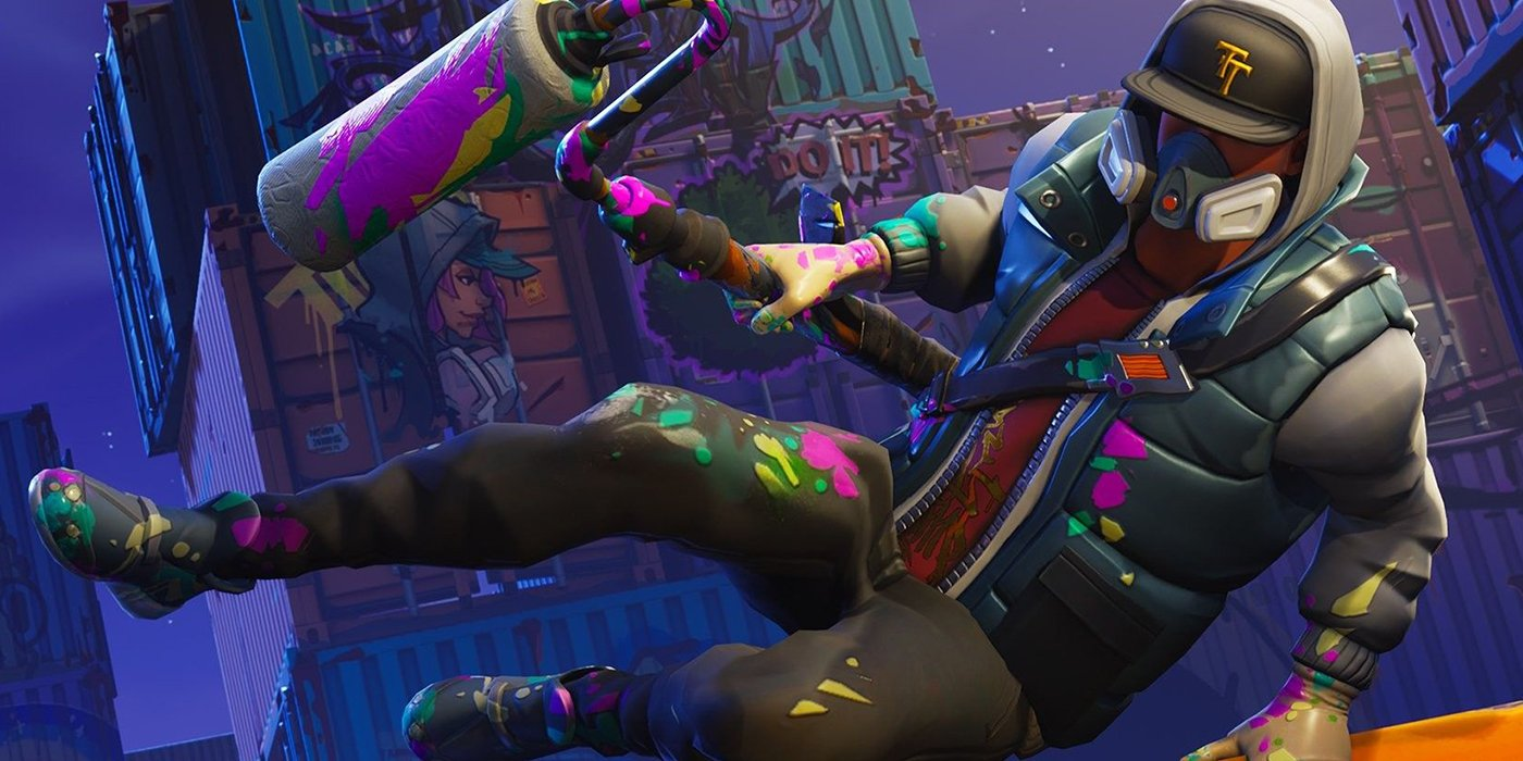 Fortnite Spray and Pray: Where to Find Lost Spray Cans 1