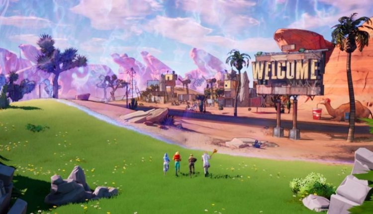 Fortnite gets Borderlands 3 event because of the Epic Games Store